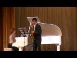 С.Плеханов Диптих для саксофона и фортепиано